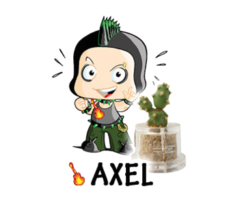 Minì Fun – Axel